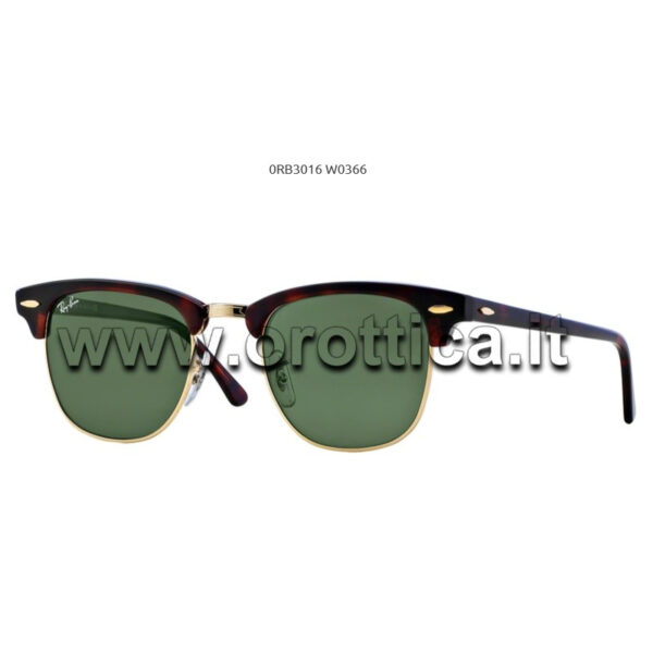 Ray-Ban Clubmasters 3016